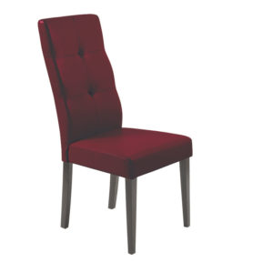 Стул-MARCO-wenge-red